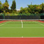 Réalisation et réfection des court de tennis à Marrakech || Realization and repair of tennis courts in Marrakech7