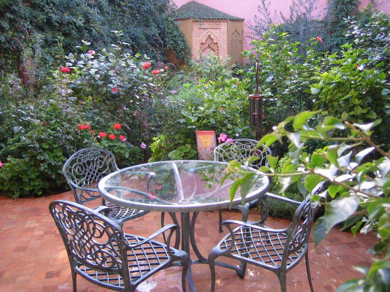Aménagement des balcons et terrasses à Marrakech || Designing balconies and terraces in Marrakech
